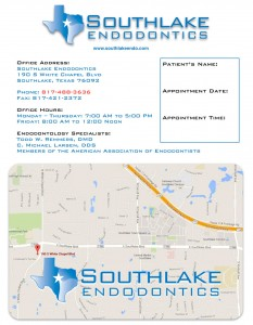 information for Southlake Endodontics