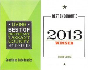 Voted Best Endodontist